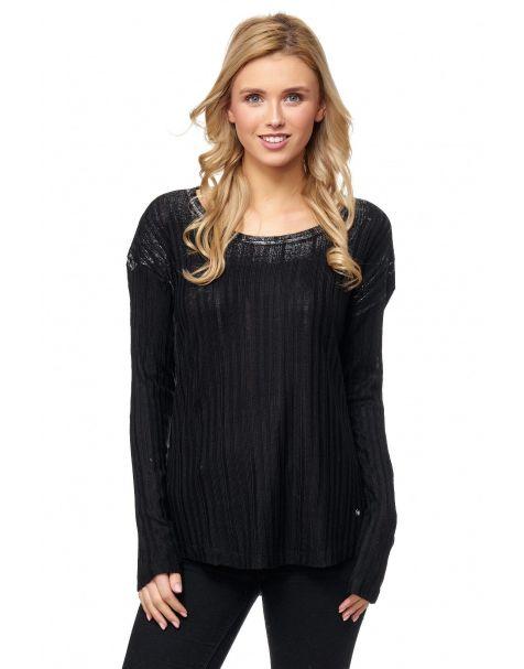 MD1210 - Pullover - Farbe Black