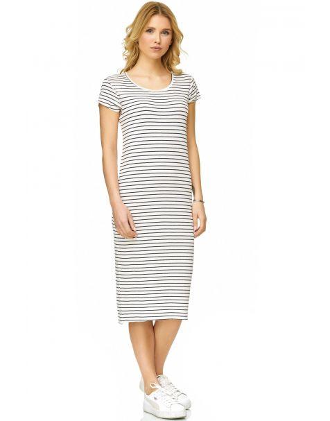 MD1249 - Kleid - Farbe White
