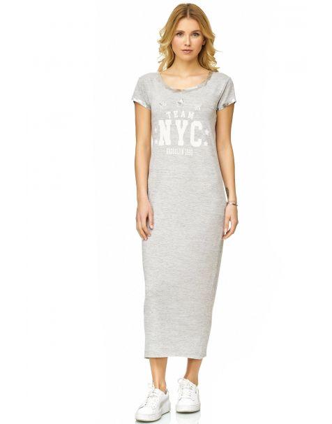 MD1270 - Kleid - Farbe Grey