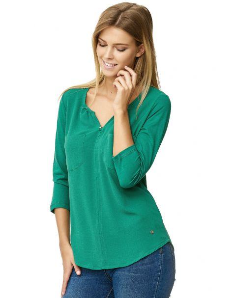 MD1319 -bluse - grün