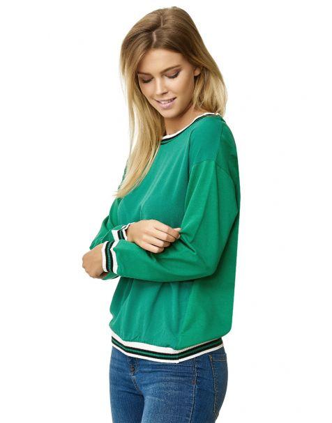 MD1324 - Sweatshirt - grün