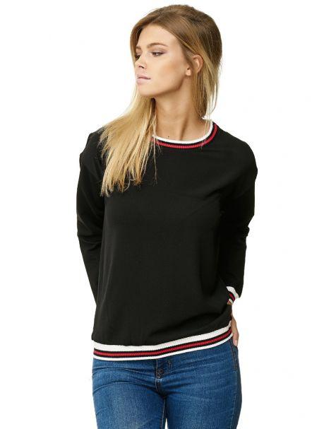 MD1324 - Sweatshirt - schwarz